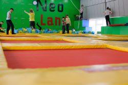 джампинг и прыжки на батуте